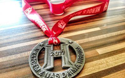 Kilpi Heroes Race – Můj první překážkový závod