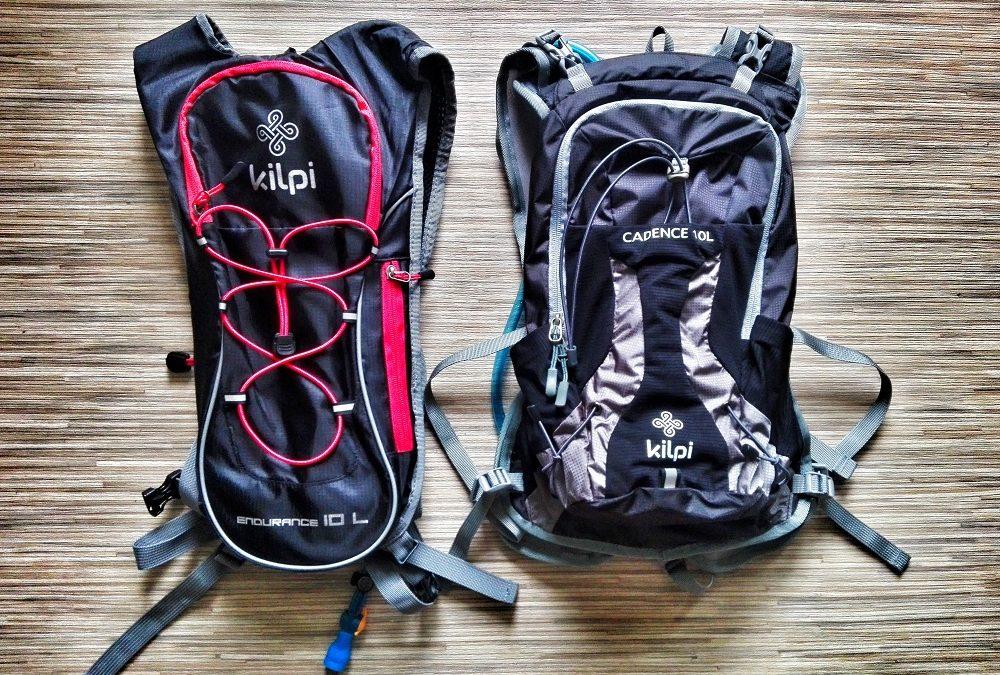 Test běžeckého batohu Kilpi Endurance 10L