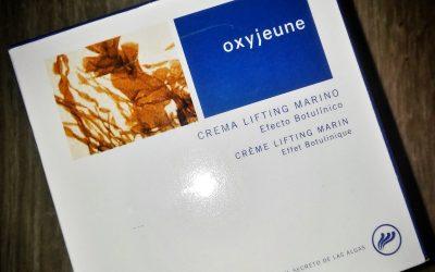 Oxyjeune – liftingový krém z řas a pšeničných klíčků
