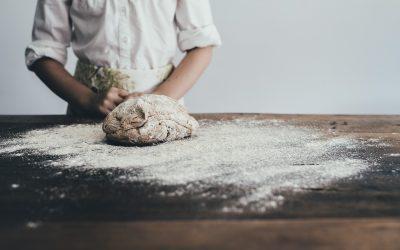 Skvělý bezlepkový low carb chleba na sváču i k večeři