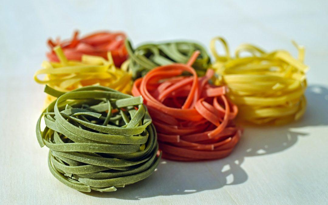 Grusetky – geniální bezlepkové těstoviny jen ze 3 ingrediencí