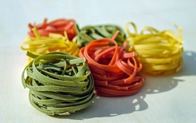 Geniální bezlepkové těstoviny – jen ze 3 ingrediencí