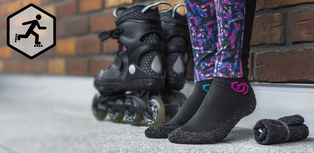 Skinnersky – ponožkoboty na běh, turistiku i relaxaci
