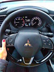 Mitsubishi volant