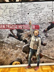 Maratonská zeď slávy