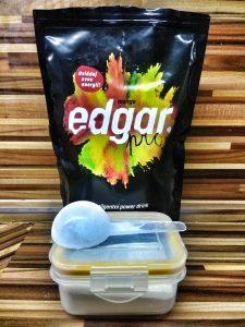 Bez Edgara ani ránu