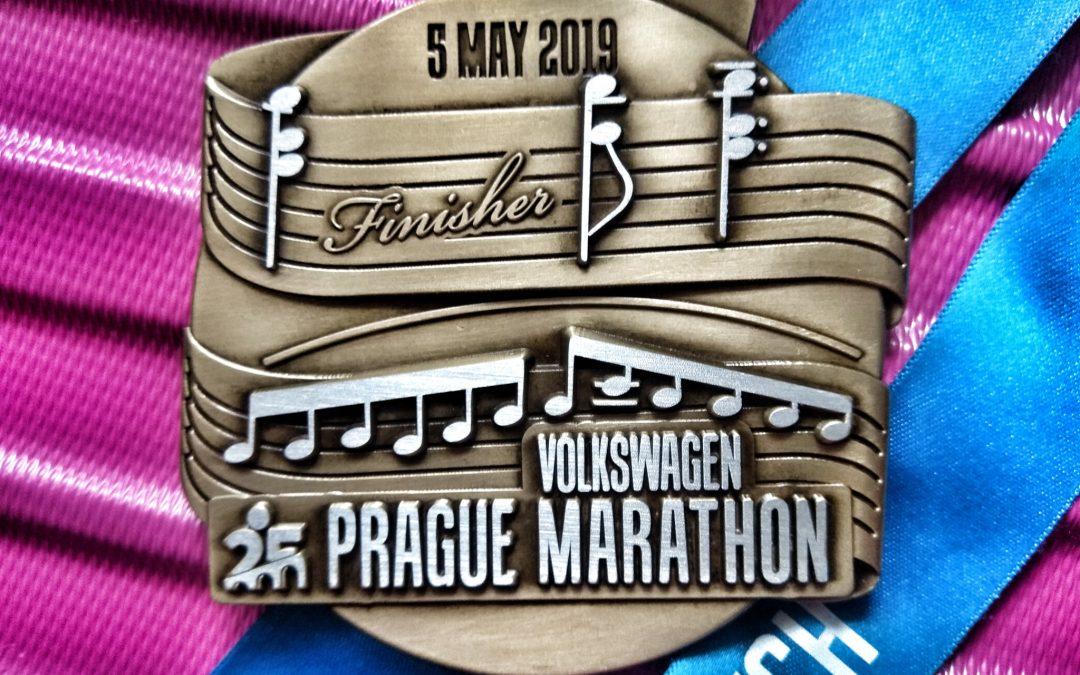 #praguemarathon – můj splněný sen