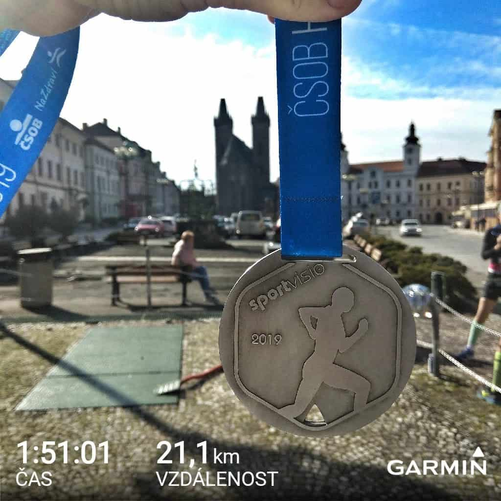 Hradecký půlmaraton zdolán