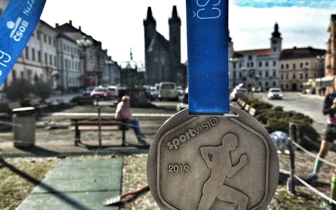 Hradecký půlmaraton 2019 + SOUTĚŽ o 2 startovné!