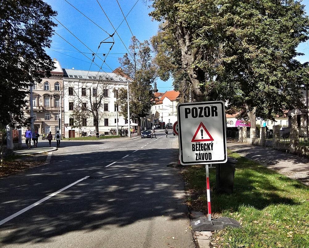Půlmaraton Hradec Králové