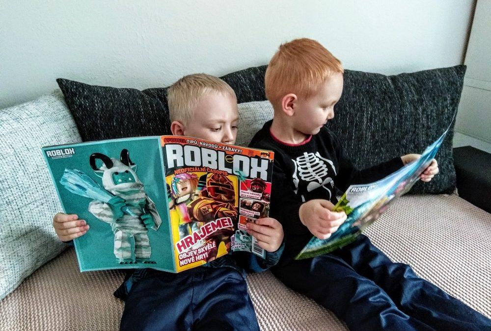 ROBLOX: tip pro děti na zahnání nudy v karanténě