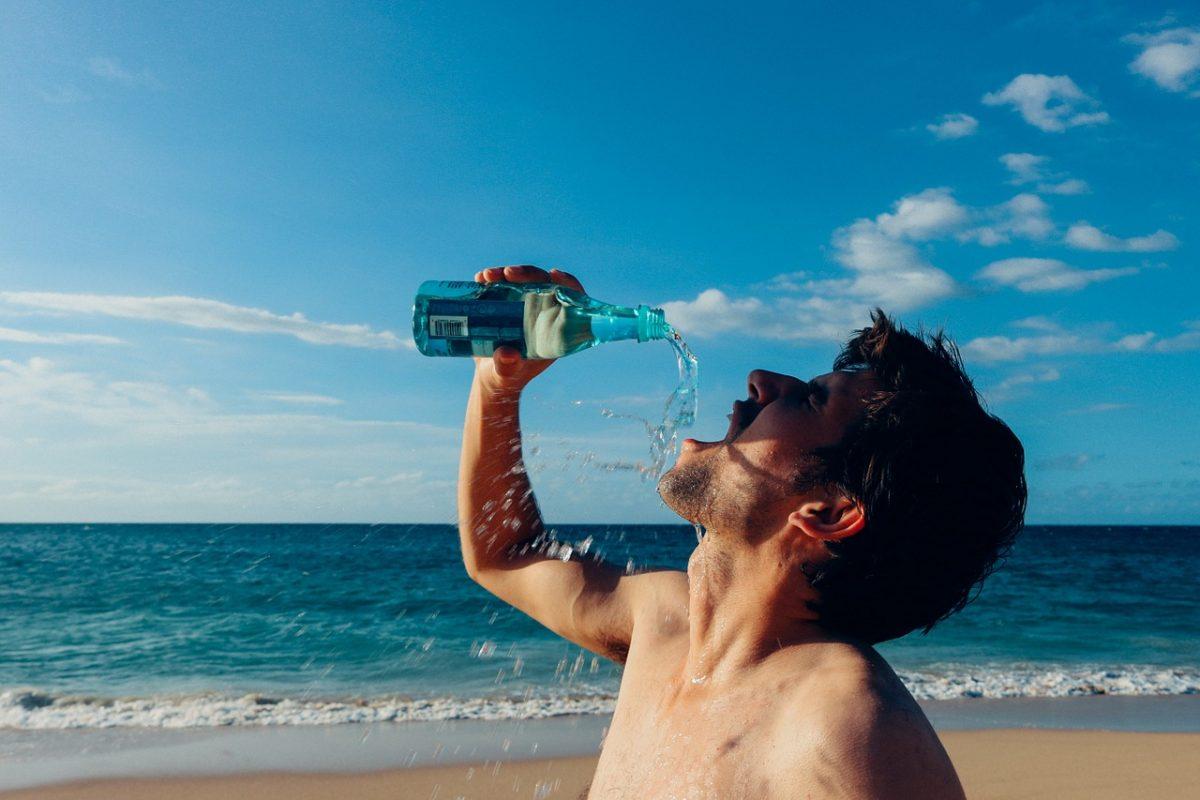 Pozor na dehydrataci